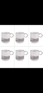 COFFRET 6 MUGS COMETE