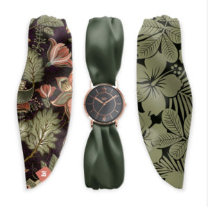 COFFRET MONTRE FOULARD COLONIA