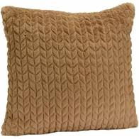 COUSSIN CHEVRON TAUPE