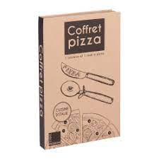 COFFRET SERVICE A PIZZA